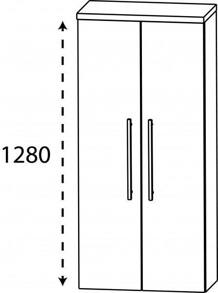Strichzeichnung Laguna Mittelschrank E