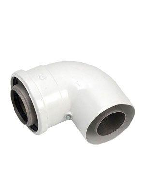 Viessmann AZ-Bogen 87° DN60/100 - flexible Abgasleitung