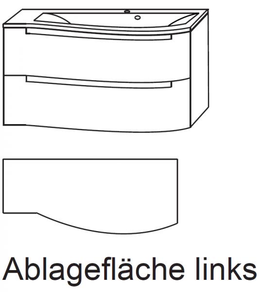 """Laguna Waschtisch B """"912 mm breite"""" Brio"""