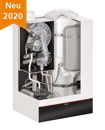 Neue Vitodens 222-W
