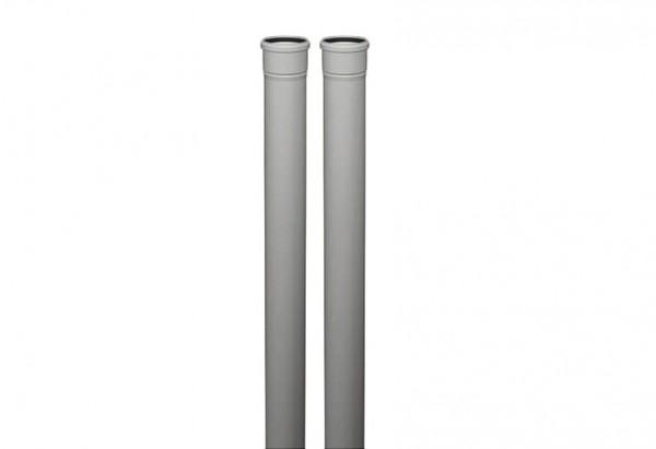 Viessmann Abgasrohr 2x 1,95m DN60