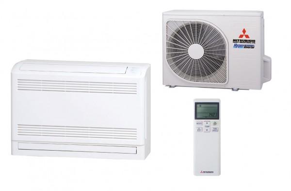 Mitsubishi Klimaanlage Set SRF/SRC 25 ZMX-S für 40m²