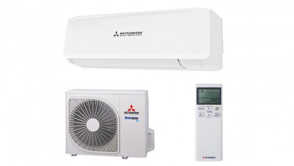 Mitsubishi Klimaanlage S-Serie SRK/SRC 20 ZS für 25m²
