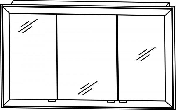 Strichzeichnung Laguna Einbauschrank C